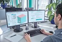 Das Meusburger NX-Tool ermöglicht einen einfachen und zeitsparenden Konstruktionsprozess / Bildquelle: Meusburger