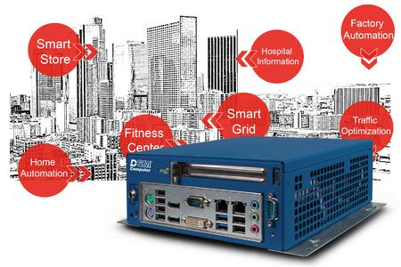 MSC Technologies presents its first NanoServer embedded system with the Intel Q87 Express chipset