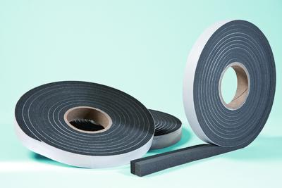 Innovative 2-colour joint sealing tape from HANNO for joints with direct weather exposure