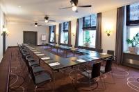 Exklusiv tagen lässt es sich im Leonardo Royal Hotel Mannheim, das der 4-Sterne-Plus-Kategorie angehört (Foto: Leonardo Hotels)