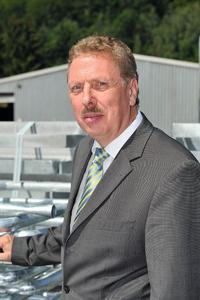 Harald Goetz, Vorsitzender des Industrieverbandes Feuerverzinken e.V. gehört zu den Initiatoren der Umweltproduktdeklaration für feuerverzinkte Baustähle.