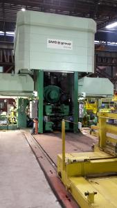 On this flexible mill from SMS group, PT. Gunung Raja Paksi is able to manage both: rolling and skin passing