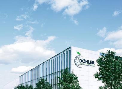 Döhler setzt auf den schlanken SAP-Archivierungsansatz der KGS Abb.Döhler