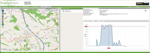 Screenshot von der HelptenTacho-Software / Quelle: Helpten