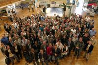 Besucher aus aller Welt beim Off-Grid Experts Workshop 2013