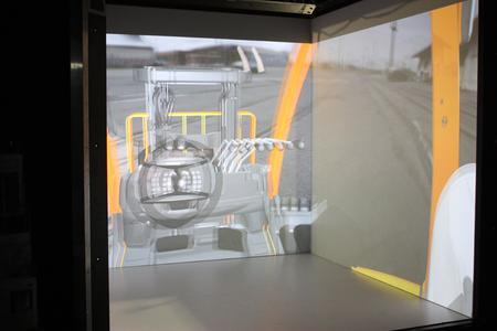 Virtual Engineering in der Cave