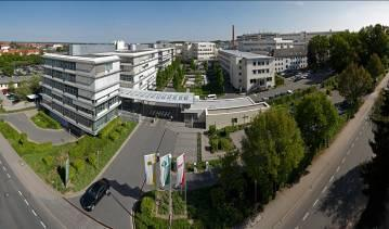 Schaeffler headquarters in Herzogenaurach