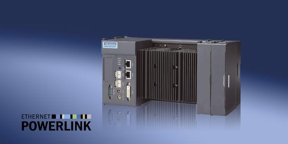 The current generation of the APAX-5000, the modular control units of Advantech, provides full POWERLINK support