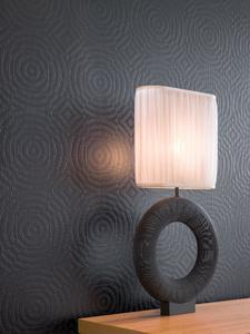 Strukturen wie gemalt: Wände wie Unikate, die jedoch extrem strapazierfähig und langlebig sind, das ist jetzt mit dem neuartigen Glasgewebe Capaver ElementEffects möglich. Foto: Caparol Farben Lacke Bautenschutz