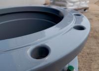 Das thermoplastisches Hochleistungs-Pulverlacksystem Abcite 1060 wurde von der Bundesanstalt für Wasserbau (BAW) in die Liste II der zugelassenen Beschichtungssysteme aufgenommen. Es erfüllt mit nur einer Schicht Korrosionsschutz-Anforderungen für Meerwasser (Im 2) und Böden (Im 3).