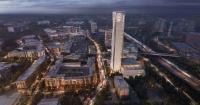 thyssenkrupp baut neuen Testturm für Hochgeschwindigkeitsaufzüge in Atlanta/USA / Quelle: thyssenkrupp Elevator