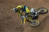 Strijbos Carries Momentum to German MXGP