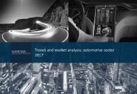Clairfield International automotive market study