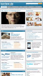 Karriere.de startet mit iPhone Apps und neuen Inhalten durch
