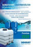 Kunststoff-Lagerbehälter für vielfältige Einsatzmöglichkeiten