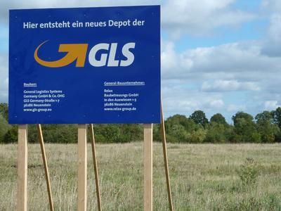 GLS Spatenstich Neumünster