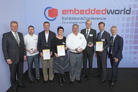 Data I/O Embedded Gewinner