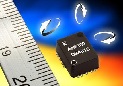 6-Axis sensor from Epson Toyocom