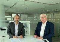 Oliver Oehms, CEO AHK & Peter Nußbaum, Vorstand IWS