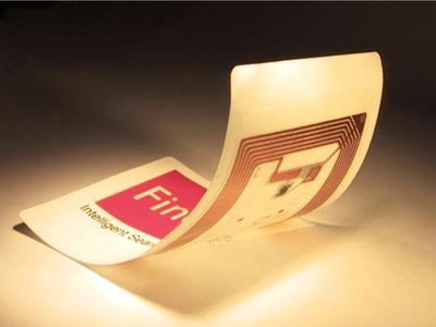 RFID-Transponder zur Aktenkennzeichnung