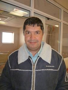 Dr. Gerry Carpatos (South Africa)