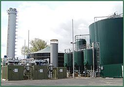 Biogasanlage Lüchow Bild 2