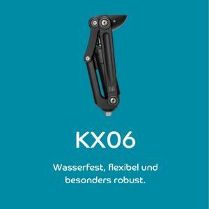 Das neue KX06 Kniegelenk: Wasserfest, flexibel und besonders robust
