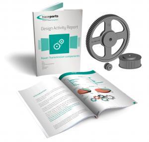 TraceParts veröffentlicht Schlüsselzahlen zur Verwendung von Antriebskomponenten in CAD-Projekten