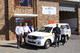 The HAVER Southern Africa team in front of its new offices: Additional service technicians and sales staff have rounded out the team. With a comprehensive stock of spare parts, HAVER's South African subsidiary assures reliable service when it comes to maintenance and service