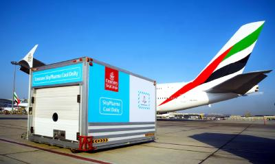 Emirates SkyCargo unveils new purpose-built pharma facility certified under EU Good Distribution Practice guidelines