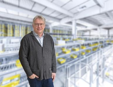 Armin Grüb, Product Development Case and Piece Picking, SSI Schaefer