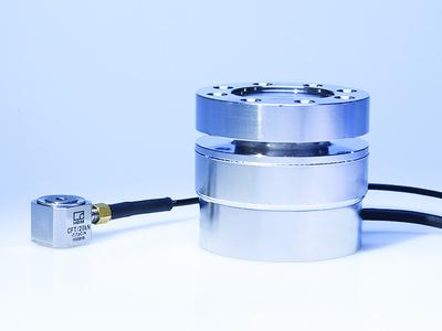 Die piezoelektrischen Kraftsensoren CFT eignen sich für viele Anwendungen in der Produktionsüberwachung