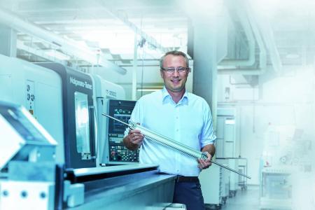 SMC baut deutschen Produktionsstandort aus