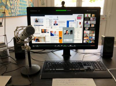 Erste virtuelle Fachtagung - Interim Management in der DACH-Region