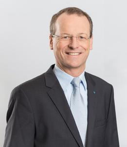 Dr. Michael Fübi, CEO of TÜV Rheinland AG