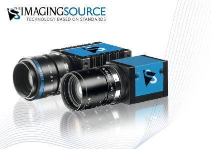 USB/GigE Kameras mit IMX264 und IMX 265 Sensoren