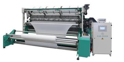 E 50 - a new standard for gauging the fineness of warp-knitted fabrics