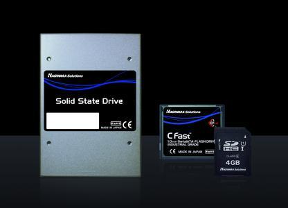 Auf der SPS IPC Drives stellte PATLITE erstmalig gemeinsam mit dem japanischen Hersteller von Flash-Speicher-Medien Hagiwara Solutions aus