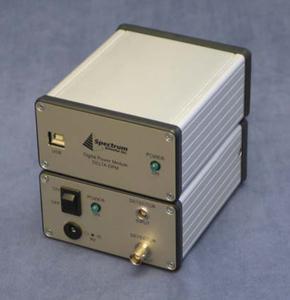 Compact Analog and Digital Electronics Modules for deta Sensors