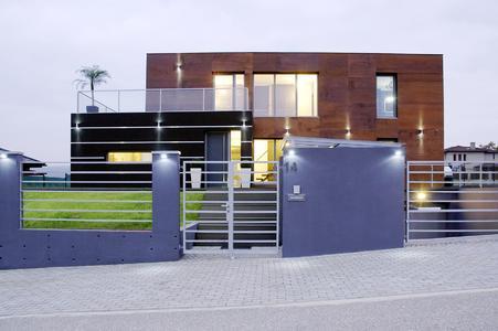 """Das erste """"Grüne Haus"""" Ungarns mit LEED Zertifizierung wurde vorwiegend mit energieeffizienten und nachhaltigen Systemlösungen aus dem Hause REHAU ausgestattet."""