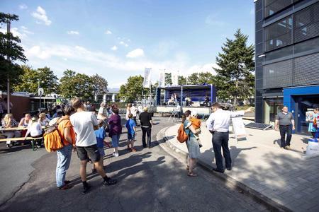350 Besucher informierten sich über saubere Lösungen