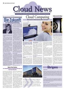 Cloud News Titel