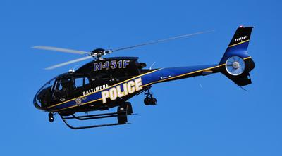 Baltimore Police Department Orders Four EC120's