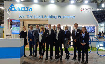 Besuchen Sie Delta auf der Smart Building Expo 2019 in der Fiera Milano - für die ultimative Smart Building und Smart City Experience