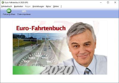 Entspannt Fahrtenbuch führen - Euro-Fahrtenbuch GPS V2.0 von TaskX jetzt mit GPS-Datenlogger für OBD-Schnittstelle