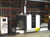 Portalfräsmaschine für Isolierplatten der AGK