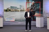 Virtuelle Innovationstage von dormakaba mit Geschäftsführer Michael Hensel  Bildrecht: dormakaba