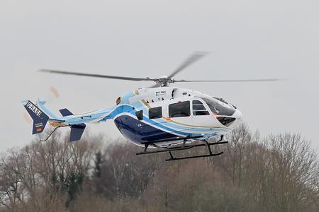 PROV. SANTIAGO DEL ESTERO   ec145, © Copyright Airbus Helicopters/Charles Abarr-2014