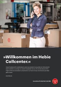 Hebie startet mit neuen Produkten und neuer Anzeigenkampagne durch