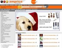 amprice.de - hier gibt es Weihnachtsgeschenke von klassisch bis ausgefallen.